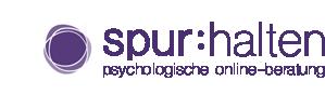 Spurhalten | psychologische Onlineberatung | Lydia Berktold